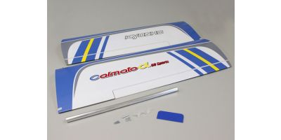 Main Wing Set(CALMATO Alpha60 Sports Blu A1236-11BL
