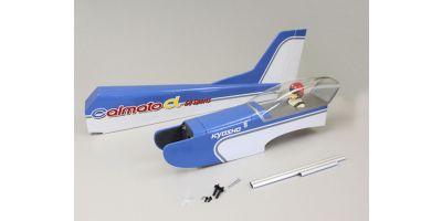 胴体(カルマートアルファ60スポーツ ブルー) A1236-12BL