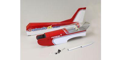 胴体(カルマートアルファ60スポーツ レッド) A1236-12R