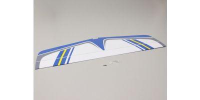水平尾翼(カルマートアルファ60スポーツ ブルー) A1236-13BL