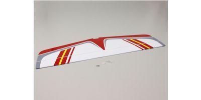 水平尾翼(カルマートアルファ60スポーツ レッド) A1236-13R