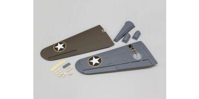 Main Wing Set (P-40 Warhawk 50) A1862-11