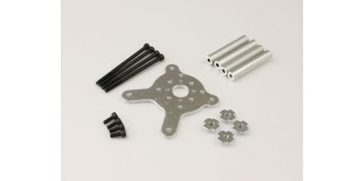 Motor Mount (CORSAIR EP/GP90) A1898-31