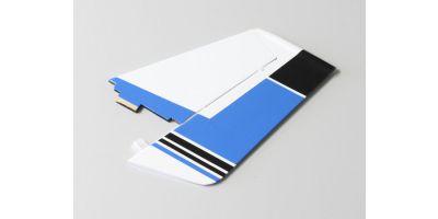 Rudder Blue (AERO SUBARU 50) A6564-13-2BL