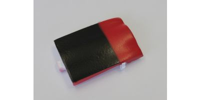 Battery Cover BK A6578-04BK