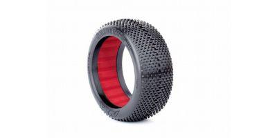 1:8 BUGGY GRIDIRON II SUPER SOFT W/RED AKA14013VR