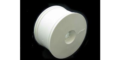 AKA 1/8トラギー用ホイル(ホワイト/4入)  AKA24101W