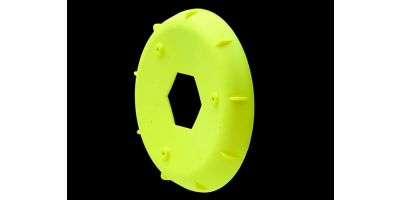 Wheel Stiffener forEVO Wheel Yellow(4pcs AKA34003Y