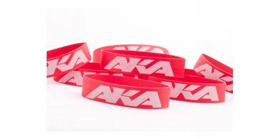AKAタイヤ接着用バンド(1/10&1/8バギー用/8入) AKA44002B