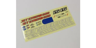 Decal (for EP Jet Stream 600) B0132-06