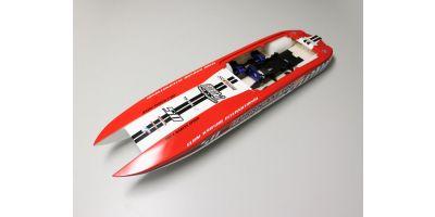 船体(ハリケーン900VE) B0235-01