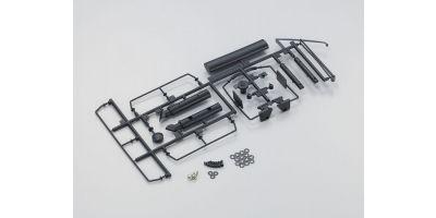 Plastic Parts Set (BLIZZARD DF-300) BL21