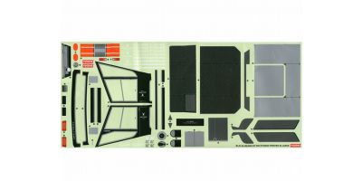 デカール(ブリザードDF-300)  BL23