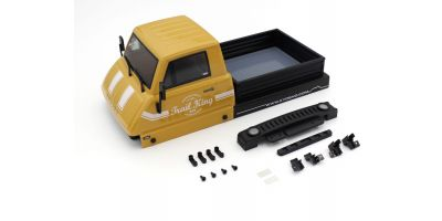 Trail King Type1 Yellow Decoration Body Set BLB002T1