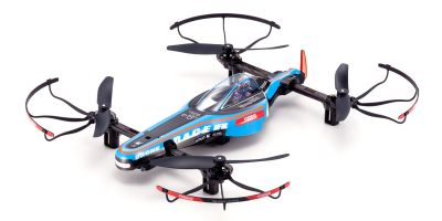 DRONE RACER b-pod Electric Blue Readyset RTF 20573BL