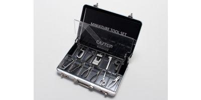 ミニチュア工具セット(11種セット) CAS272