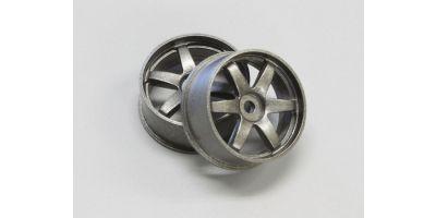 Wheel Set(20/Front/Gunmetal/2Pcs/dNaNo)  DNH001GM-20F