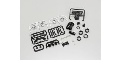 dNaNo Fitting Parts Set (Lancia Delta) DNP303