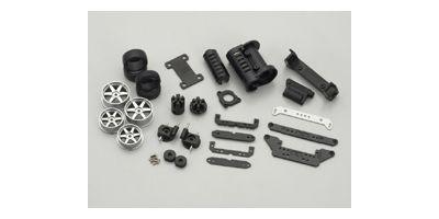 dNaNo Fitting Parts Set (Porsche 917K) DNP603