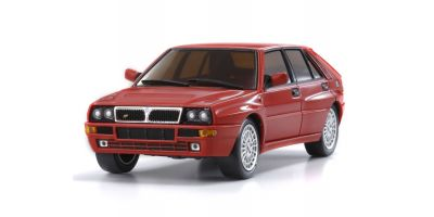 R/C EP RACING CAR LANCIA DELTA HF Integrale Evoluzione Red 32303R