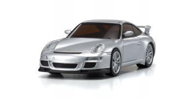 R/C EP RACING CAR Porsche 911 GT3 Silver 32402S