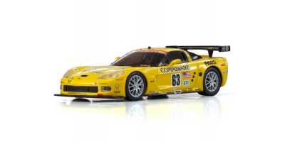 R/C EP RACING CAR 2007 Chevrolet Corvette C6-R No.63  32408L7