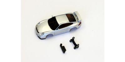 Dslot43 完成ボディセット PORSCHE 911 GT3 silver DSP2030101
