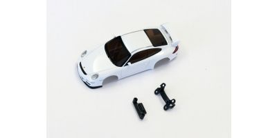 Dslot43 完成ボディセット PORSCHE 911 GT3 white DSP2030102