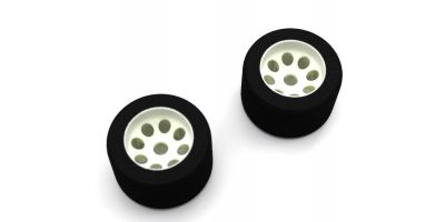 Pre-Shaped Rear Tire L25゚ (2pcs/FANTOM EP-4WD) EFTH005W