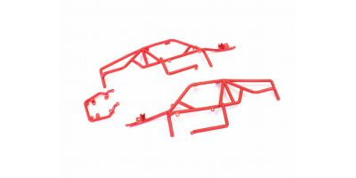 ロールバーセット (サンドマスター / レッド) EZW010R