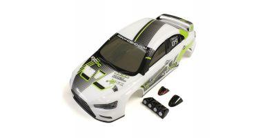 Complete Body (Lancer Evo X KX3) FAZER FAB108