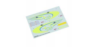 Sponsor Decal (SUBARU WR Car CONCEPT) FAB151-1