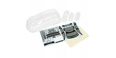 Clear Body Set (SUBARU WR Car CONCEPT) FAB151