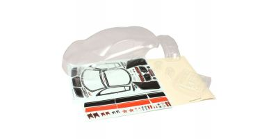 Body Set Audi R8 (Nondecoration) FAZER FAB155