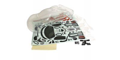 Body Set PORSCHE 918 (Clear) FAZER FAB156