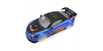 Alpine GT4 Decoration Body Set FAB603