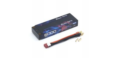 Gens ace PSE LiPo HV 6000(100C/7.6V/LCG)GAB1202P
