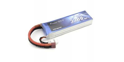 Gens ace LiPo 3300 (45C/11.1V/ソフトパック) GAB2302