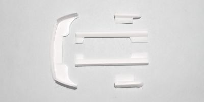 エアロパーツ ver.1 (ミニッツ・シルビアS13用)  (未塗装) KOS-GHA089