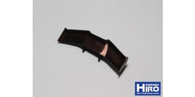 ウイング ver.3 (ミニッツ コルベット ZR-1用) (未塗装・ブラックレジン) KOS-GHA190