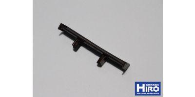マクラーレン12C ウイングver.1(ライトウウェイト) (未塗装・ブラックレジン) KOS-GHA195