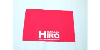 「GARAGE HIRO」 ロゴピットタオル Ver.3 300x420mm KOS-GHG007
