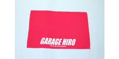「GARAGE HIRO」 ロゴピットタオル Ver.4 300x420mm KOS-GHG008