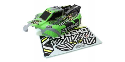 INFERNO MP9e Evo.V2 Decoration Body Set(Green) IFB118GR