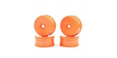 Dish Wheel (4pcs/F-Orange/MP9 TKI4) IFH006KO