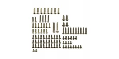 Titanium Screw Set (MP10) IFW602