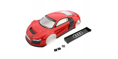 Complete Body Set(Audi R8 LMS Red)  IGB109