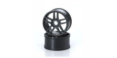 Wheel(10-Spoke/Black/2Pcs) IGH005BK