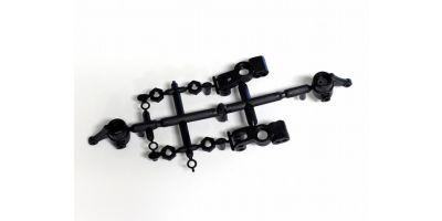 Knuckle & Rear Hub Set (Mini Inferno) IH313