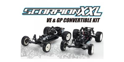 SCORPION XXL Compatible Kit 1/7 EP/GP 2WD Buggy 30972